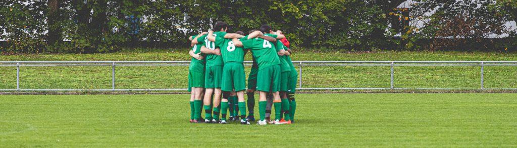 Einen Rückblick auf die Hinrunde der zweiten Mannschaft