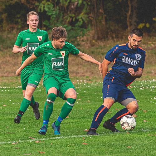 8. Spieltag Kreisklasse – Vier Tore gegen den FC Spöck