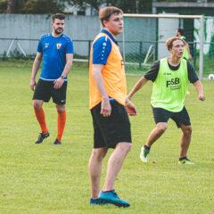 Vorbereitungsplan der Fußballaktivität