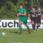 Umkämpftes Testspiel in Eggenstein